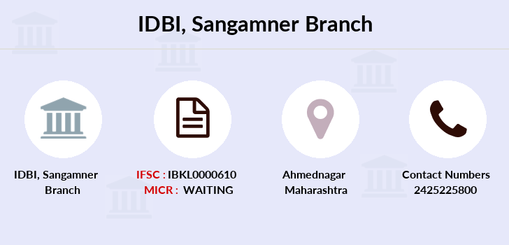 Idbi-bank Sangamner branch