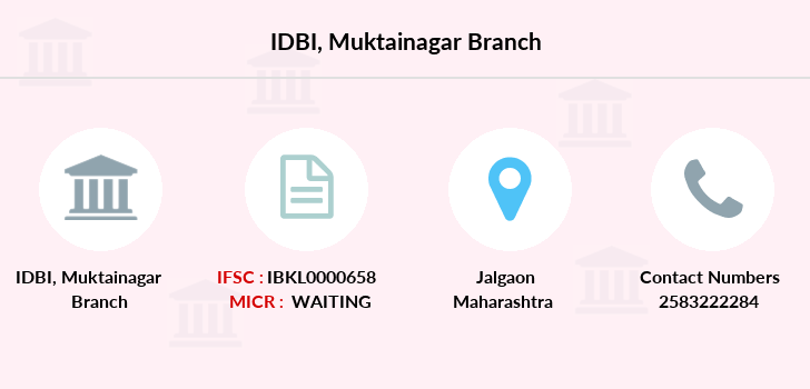 Idbi-bank Muktainagar branch