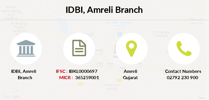 Idbi-bank Amreli branch