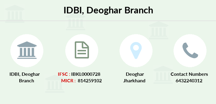 Idbi-bank Deoghar branch