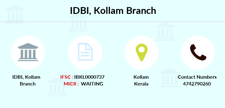 Idbi-bank Kollam branch