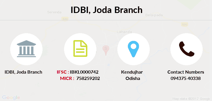 Idbi-bank Joda branch