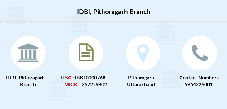 Idbi-bank Pithoragarh branch