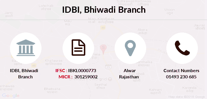 Idbi-bank Bhiwadi branch