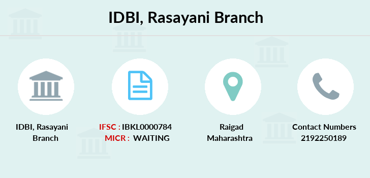 Idbi-bank Rasayani branch