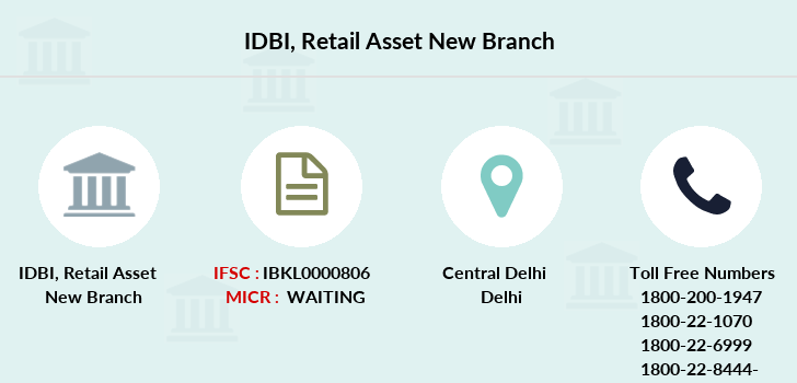 Idbi-bank Retail-asset-new branch