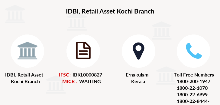 Idbi-bank Retail-asset-kochi branch