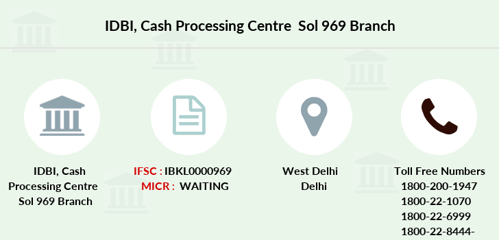 Idbi-bank Cash-processing-centre-sol-969 branch