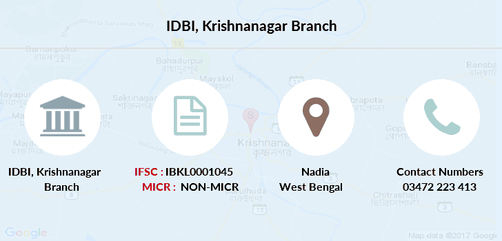 Idbi-bank Krishnanagar branch