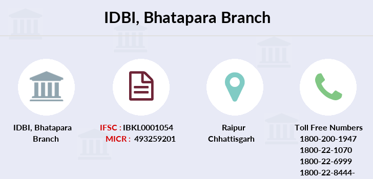 Idbi-bank Bhatapara branch
