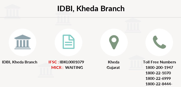 Idbi-bank Kheda branch