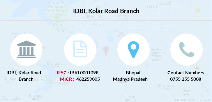 Idbi-bank Kolar-road branch