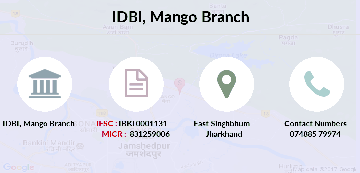 Idbi-bank Mango branch