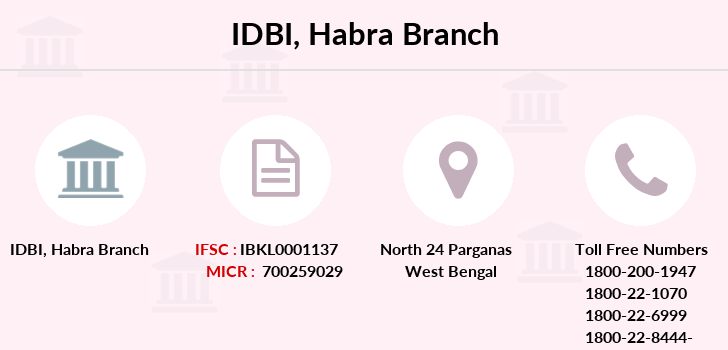 Idbi-bank Habra branch