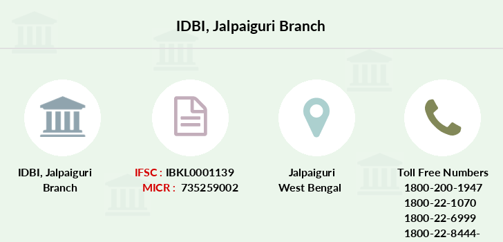 Idbi-bank Jalpaiguri branch