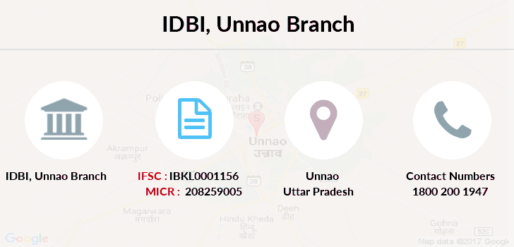 Idbi-bank Unnao branch