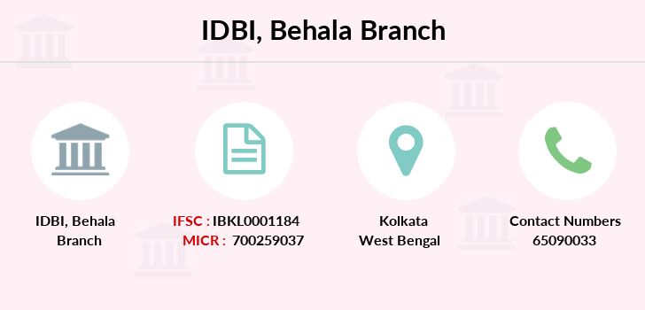 Idbi-bank Behala branch