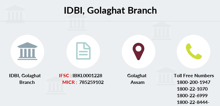 Idbi-bank Golaghat branch