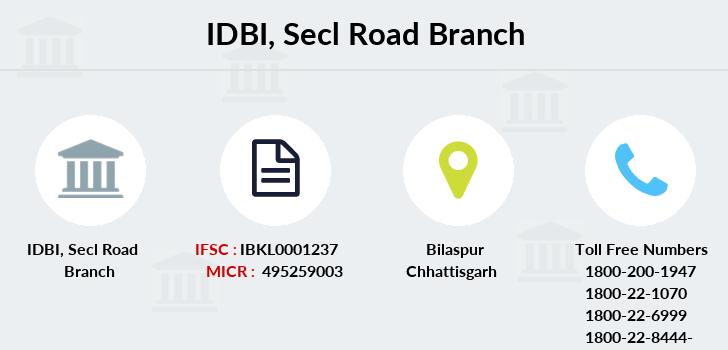 Idbi-bank Secl-road branch