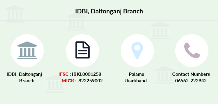 Idbi-bank Daltonganj branch