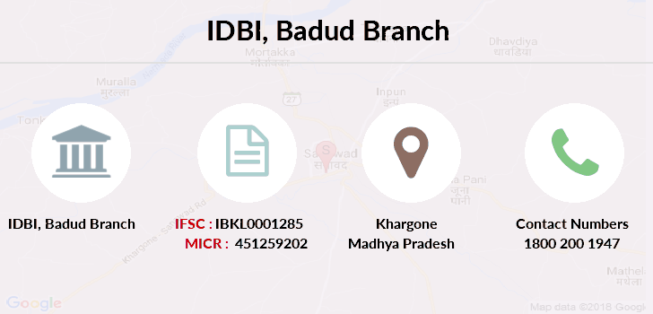 Idbi-bank Badud branch