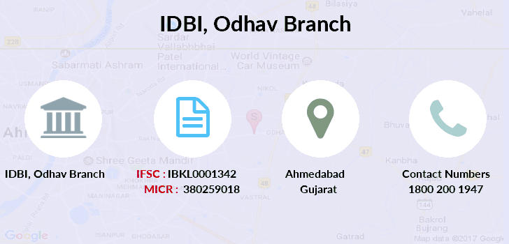 Idbi-bank Odhav branch