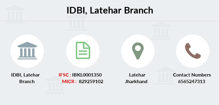 Idbi-bank Latehar branch