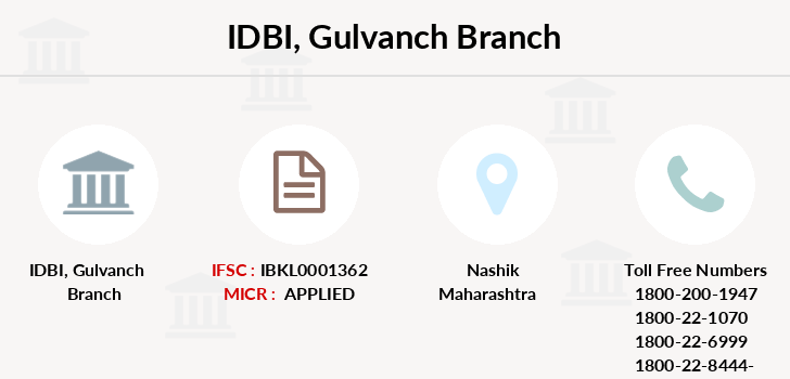 Idbi-bank Gulvanch branch