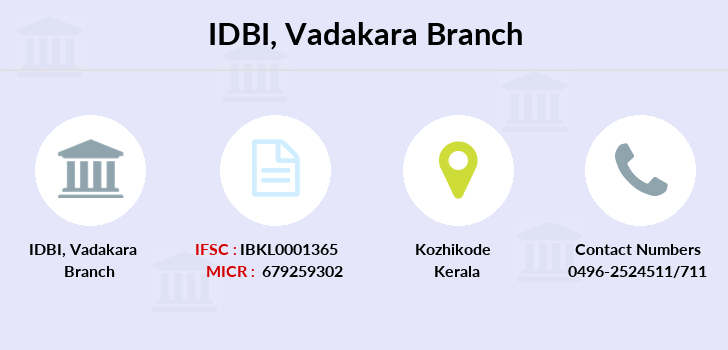 Idbi-bank Vadakara branch
