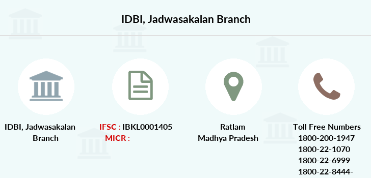 Idbi-bank Jadwasakalan branch