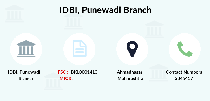 Idbi-bank Punewadi branch