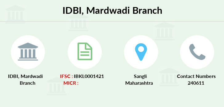 Idbi-bank Mardwadi branch