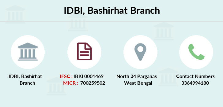 Idbi-bank Bashirhat branch
