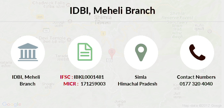 Idbi-bank Meheli branch