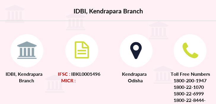 Idbi-bank Kendrapara branch
