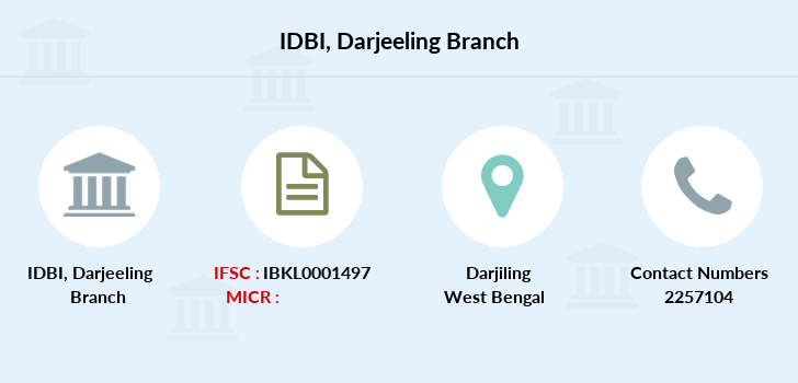 Idbi-bank Darjeeling branch