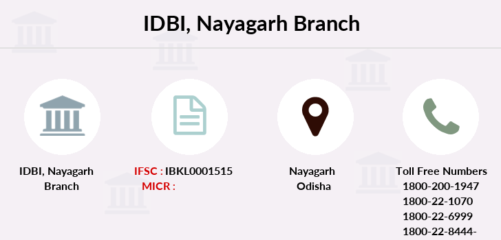 Idbi-bank Nayagarh branch