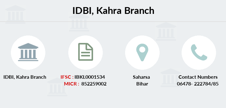 Idbi-bank Kahra branch