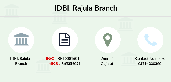 Idbi-bank Rajula branch