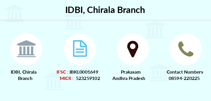 Idbi-bank Chirala branch