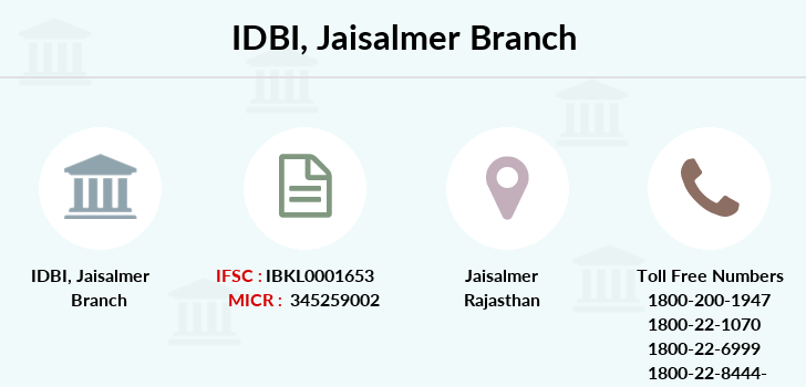Idbi-bank Jaisalmer branch