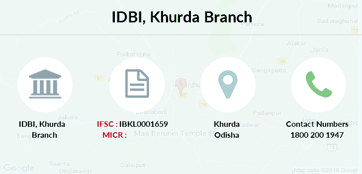 Idbi-bank Khurda branch
