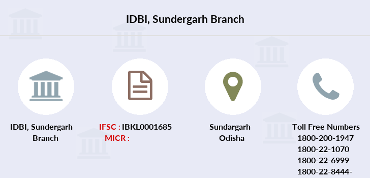 Idbi-bank Sundergarh branch