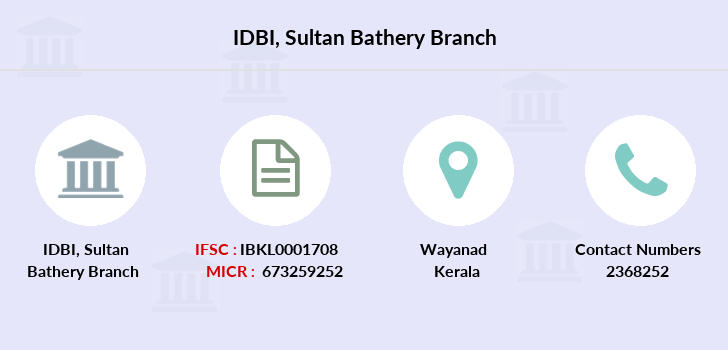 Idbi-bank Sultan-bathery branch
