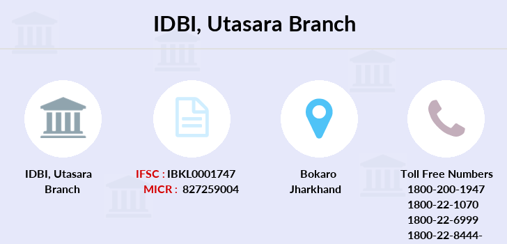 Idbi-bank Utasara branch