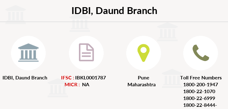 Idbi-bank Daund branch