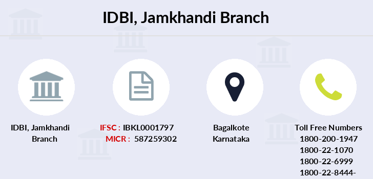 Idbi-bank Jamkhandi branch