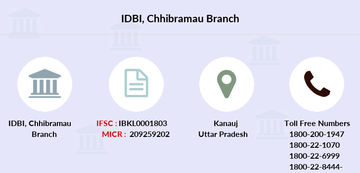 Idbi-bank Chhibramau branch