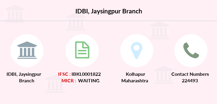 Idbi-bank Jaysingpur branch