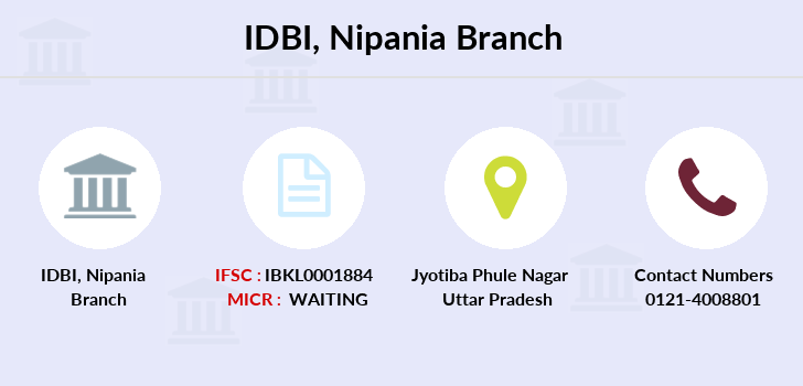 Idbi-bank Nipania branch